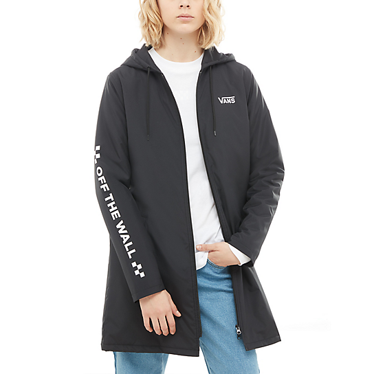 Alliance+Long+Windbreaker+Jacket