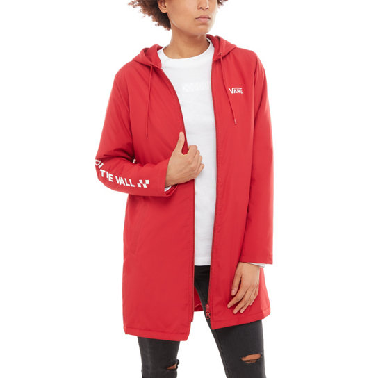 Alliance Long Windjacke | Vans