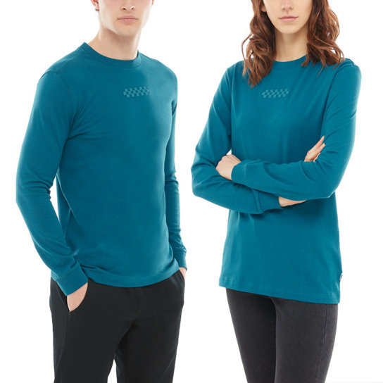 Color Theory Long Sleeve T-shirt (Unisex) | Vans