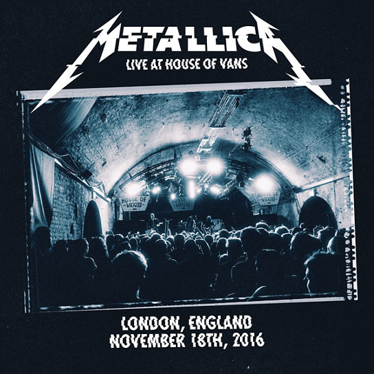 Metallica Live at the House of Vans Vinyl | Vans