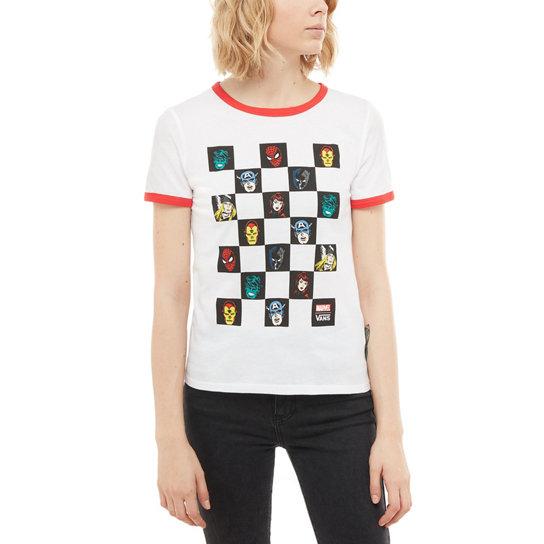 Vans X Marvel Avengers Ringer T-Shirt