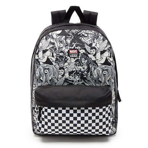 Vans+X+Marvel+Realm+Backpack
