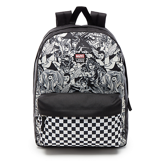 Sac+%C3%A0+dos+Vans+X+Marvel+Realm
