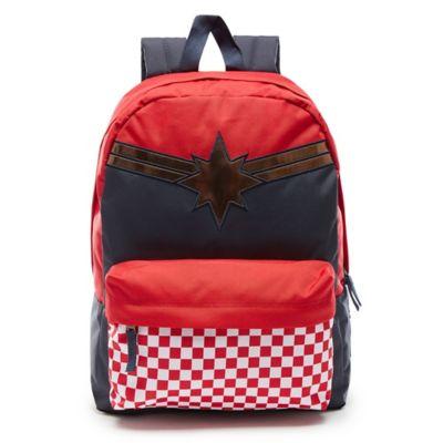 6a67d23811 Vans X Marvel Captain Marvel Realm Backpack
