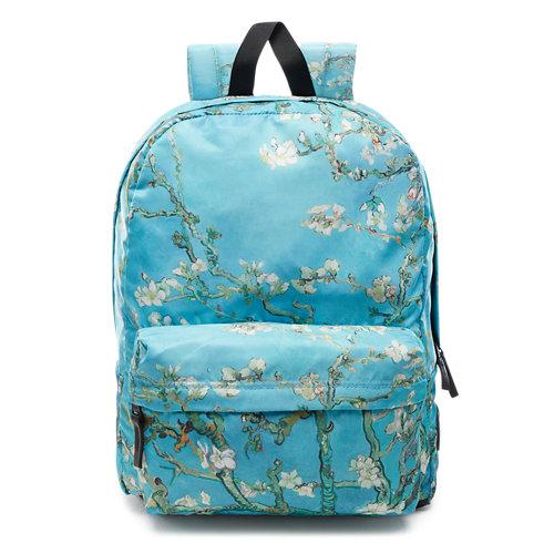 549ac7bb9 Vans+x+Van+Gogh+Museum+Almond+Blossom+Backpack