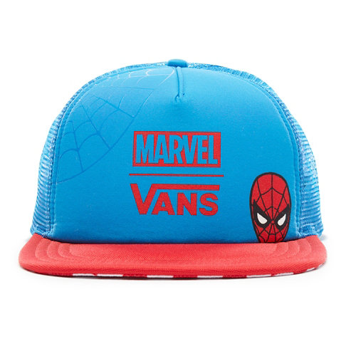 Vans+X+Marvel+Spidey+Trucker+Hat