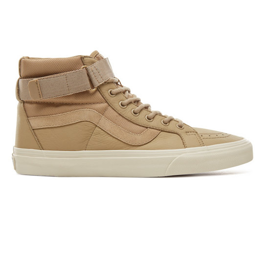 c85b0ebc85 Suede Leather Sk8-Hi Reissue Strap Shoes