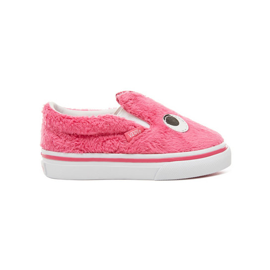 Kleinkinder Party Fur Slip-On Friend Schuhe (1-4 Jahre) | Vans