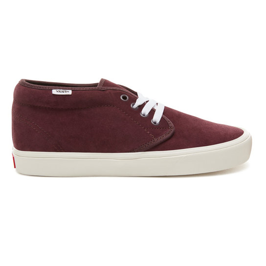 Suede Chukka Lite Shoes | Vans