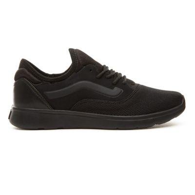 Shoe review: Vans Iso Route (staple) blackblack