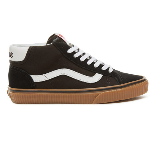 Chaussures en daim Power Pack Mid Skool 37 | Vans