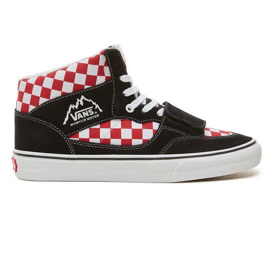 Suede Checkerboard Mountain Edition Shoes | Vans