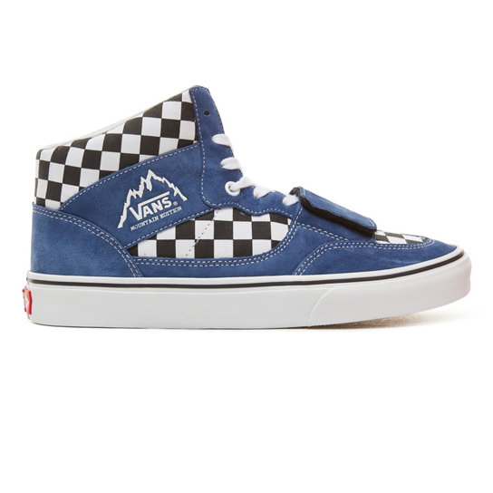 Suede Checkerboard Mountain Edition Schuhe | Vans