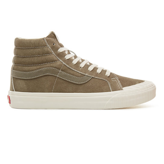 Suede Vintage Military Sk8-Hi Reissue 138 Shoes | Vans