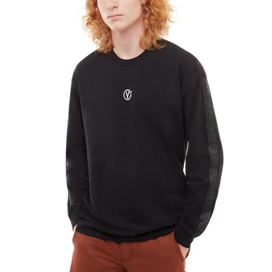 Circle V Long Sleeve T-shirt | Vans
