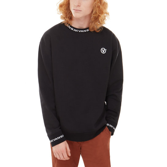 Sweat molletonné Circle V Crew | Vans