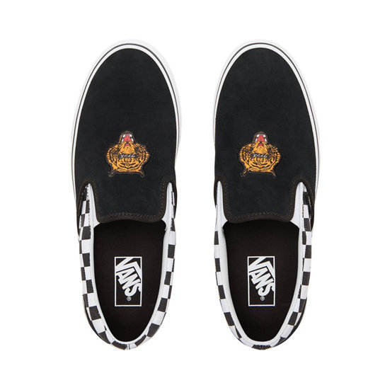 Scarpe Tiger Check Classic Slip-On | Vans