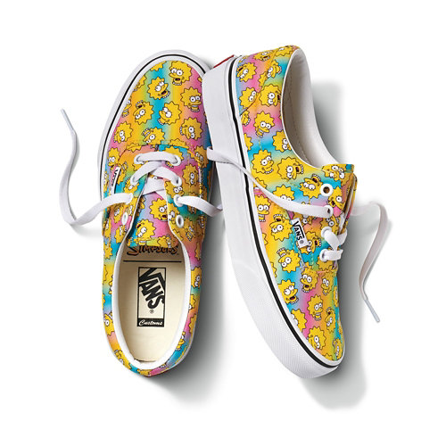 The+Simpsons+x+Vans+Era+Personnalis%C3%A9es