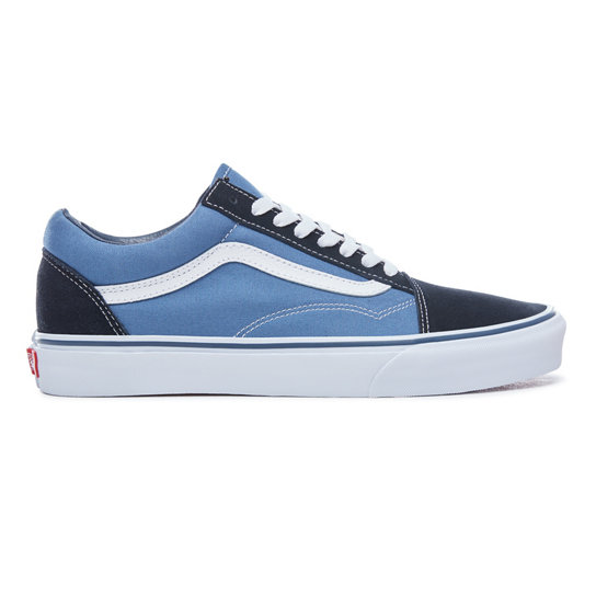 vans old skool blau high