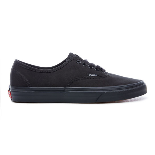 Vans - Authentic Black/Black - VEE3BKA Sneakers Low