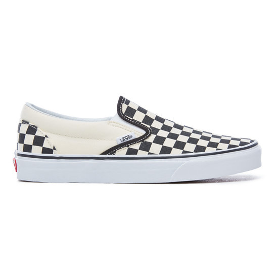 vans slip on checkerboard classic