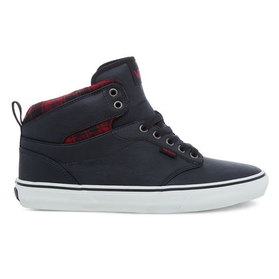 Flannel Atwood Hi Shoes | Vans