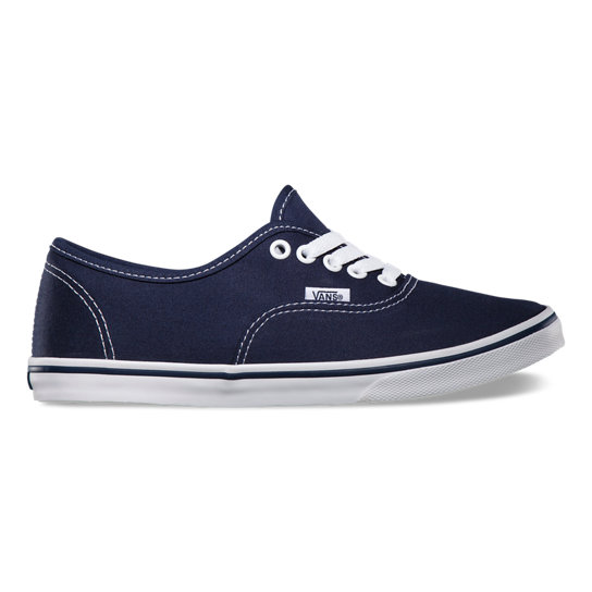 vans authentic lo pro weiß