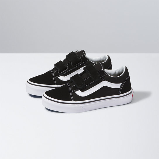 Kids Old Skool V Shoes | Vans
