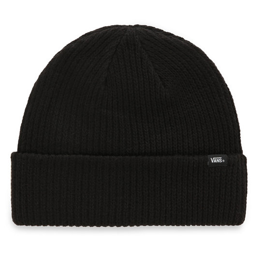 bonnet basic vans noir