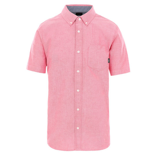 Houser Short Sleeve Buttondown Shirt | Vans