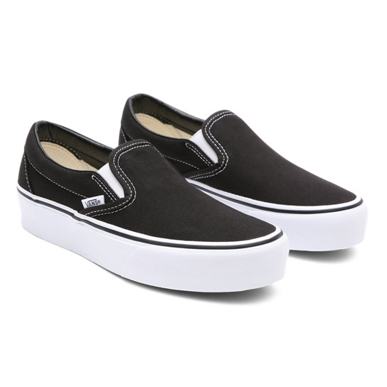 Classic Slip-On Platform Shoes | Vans