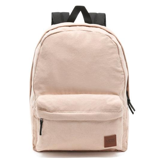 vans plecak roze