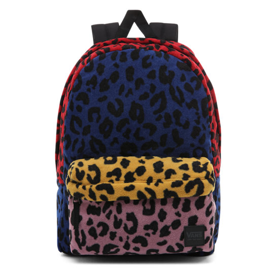 Leopard Deana III Backpack | Vans
