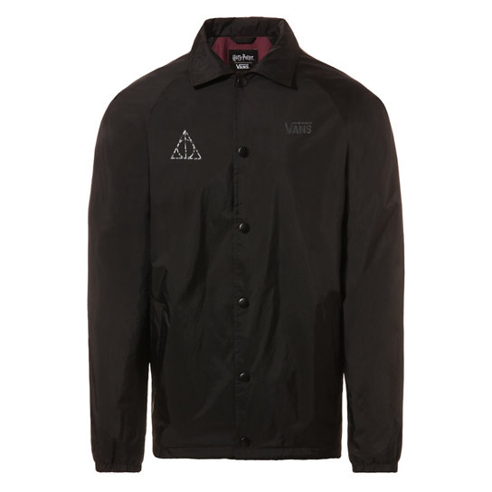 Vans x HARRY POTTER™ Deathly Hallows Torrey Jacke | Vans