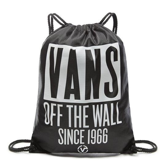 015deec540 League Bench Bag   Black   Vans