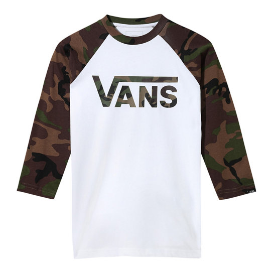 Kids Vans Classic Raglan T-shirt (8-14+ years) | Vans