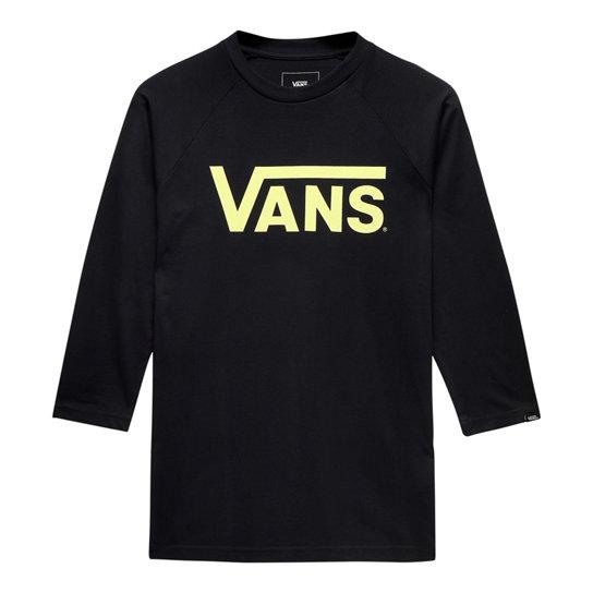 e727d3a3a2c6d5 Kids Vans Classic Raglan T-shirt (8-14+ years)