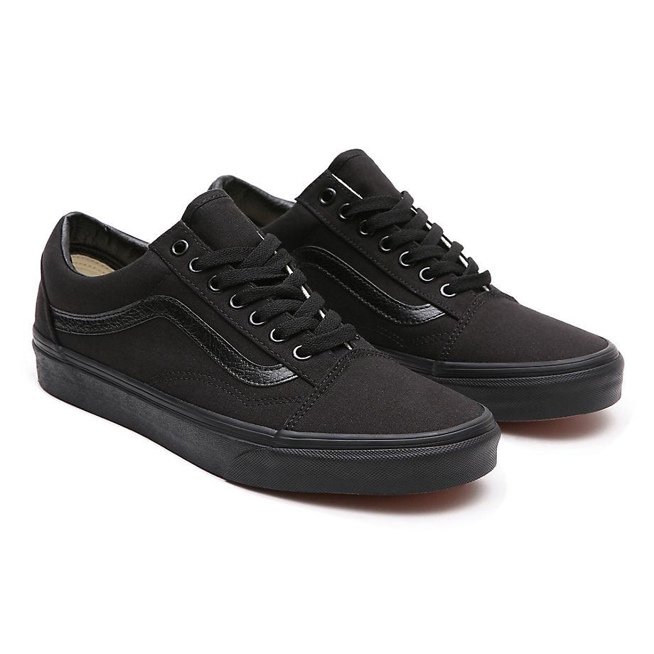 Chaussures Old Skool (black/black) , Taille 34.5 - Vans - Modalova