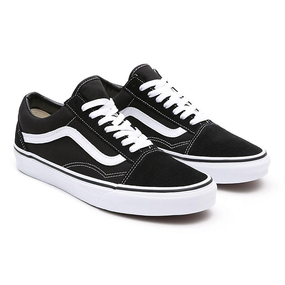 Chaussures Old Skool (black/white) , Taille 34.5 - Vans - Modalova