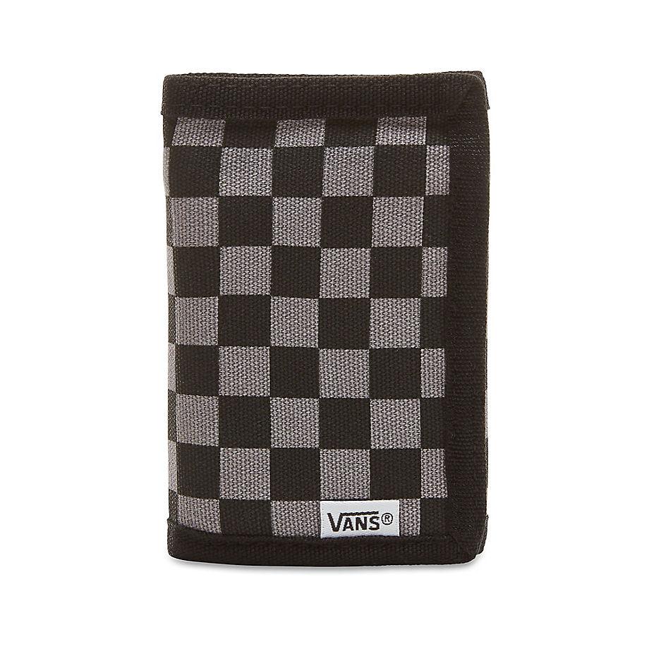 VANS Slipped Portemonnaie (black/gunmetal Grey) Herren Schwarz| One Size | Accessoires > Portemonnaies > Sonstige Portemonnaies | Vans
