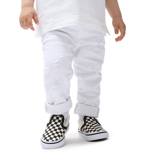 Toddler+Checkerboard+Slip-On+Shoes