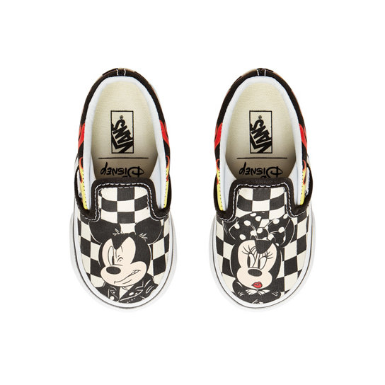 Toddler Disney x Vans Classic Slip-On Shoes (1-4 years) | Vans
