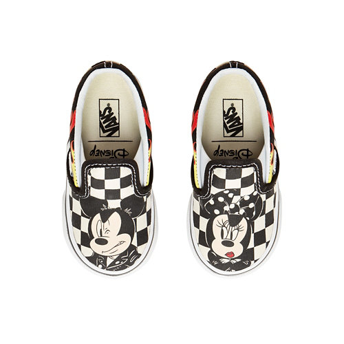Toddler+Disney+x+Vans+Classic+Slip-On+Shoes+%281-4+years%29
