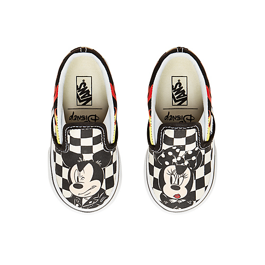 Toddler+Disney+x+Vans+Classic+Slip-On+Shoes+%280-3+years%29