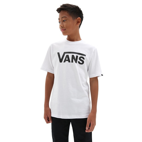 T-shirt+Vans+Classic+Junior+%288-14%2B+ans%29