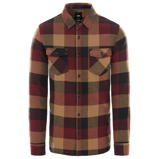 Box Flannel Shirt | Vans