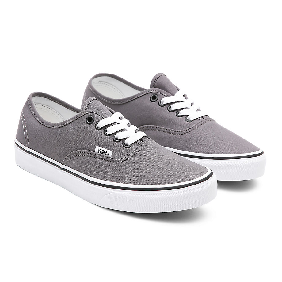 Chaussures Authentic (pewter/black) , Taille 34.5 - Vans - Modalova