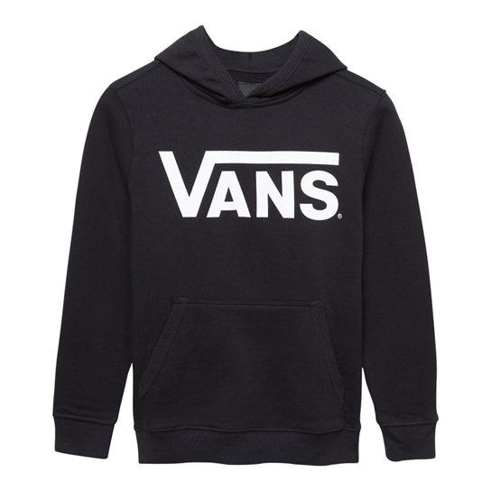 226acca87 Kids Vans Classic Pullover Hoodie | Black | Vans