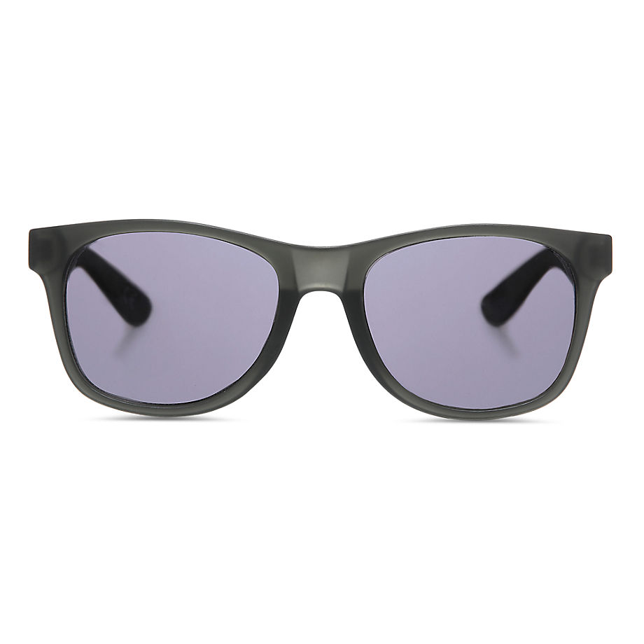 Lunettes De Soleil Spicoli 4 Shades (black Frosted Translucent) , Taille TU - Vans - Modalova