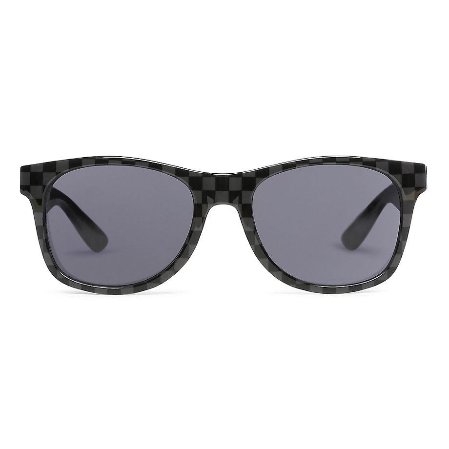 Lunettes De Soleil Spicoli 4 Shades (black-charcoal Checkerboard) , Taille TU - Vans - Modalova